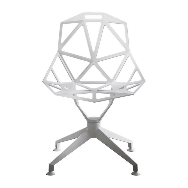 Magis - Chair One 4Star, weiss