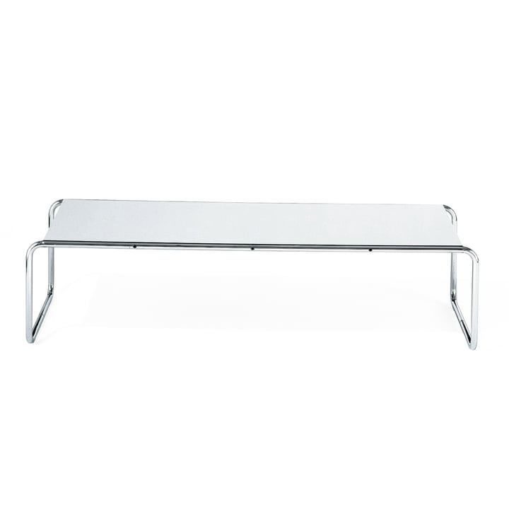 Knoll - Laccio 2 Couchtisch - weiss