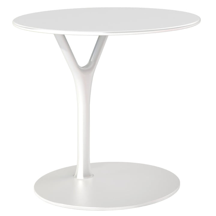 Frost - Wishbone Table