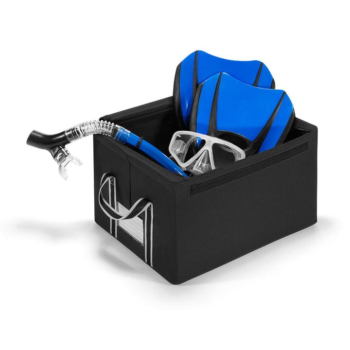 reisenthel - Storagebox M, schwarz - Anwendungsbild