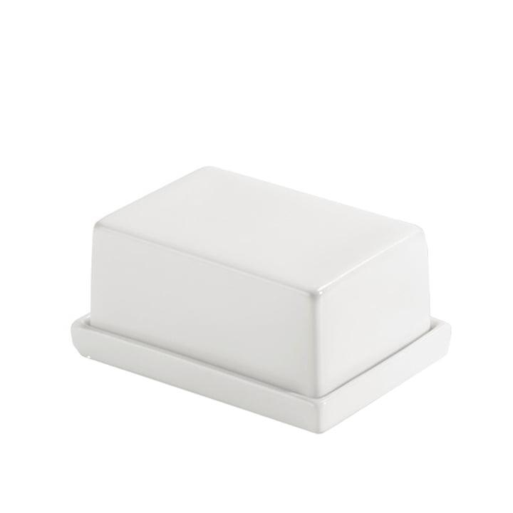 Depot4Design - Smart Butterdose - klein, weiss