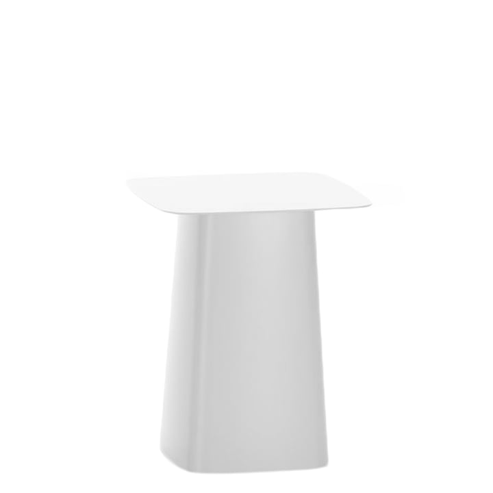 Vitra - Metal Side Table Outdoor, klein, soft light