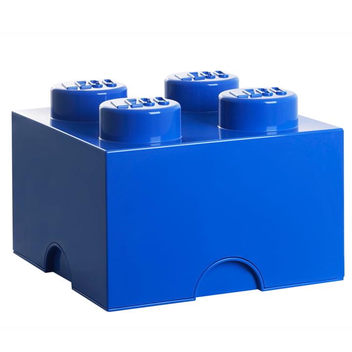 Lego - Storage Box 4, blau