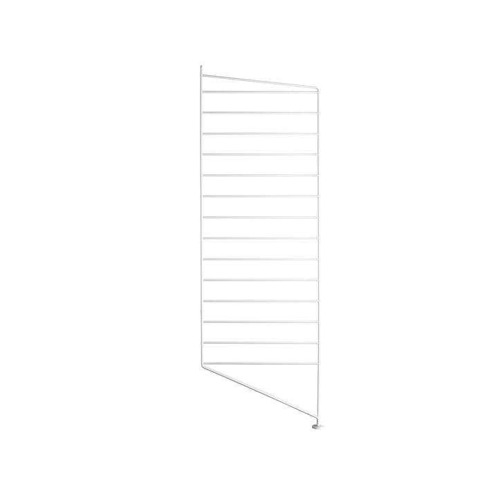 Bodenleiter für String Regal 85 x 30 cm von String in Weiss