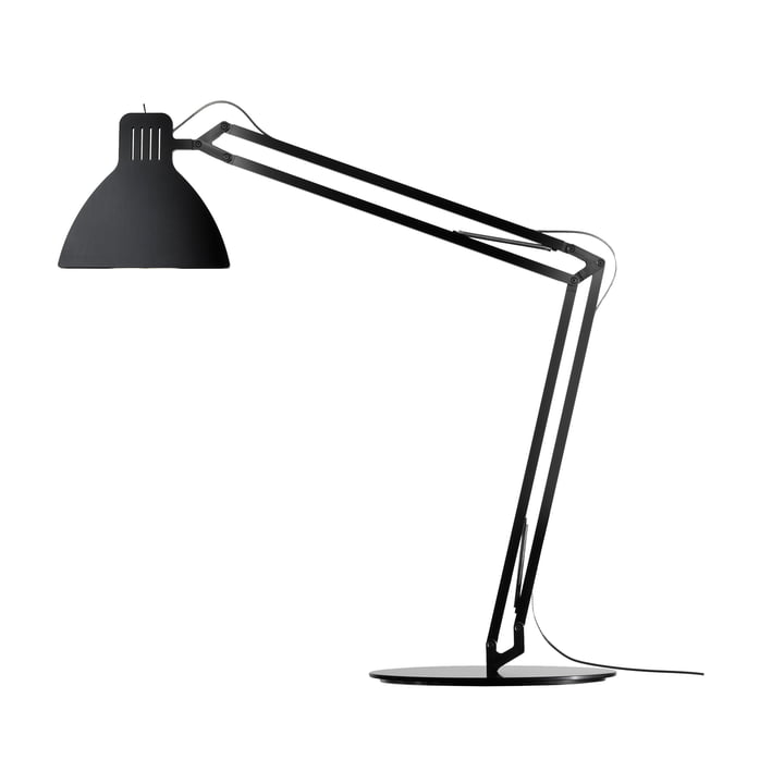 Ingo Maurer - Looksoflat Tischlampe, schwarz