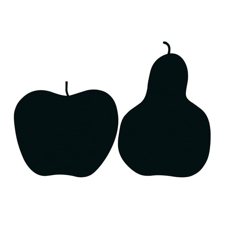 """Danese Milano - Grafik """"Tre, la mela e la pera"""""""