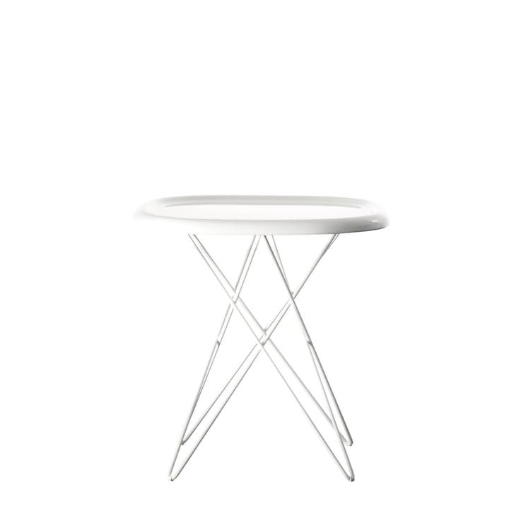 Magis - Pizza Tisch, 45 cm, weiss