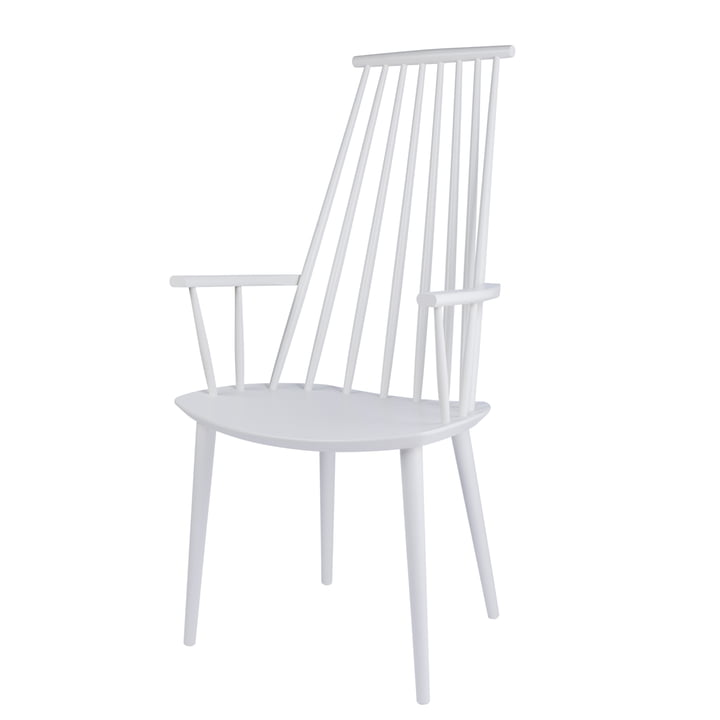 Hay - J110 Chair, weiss