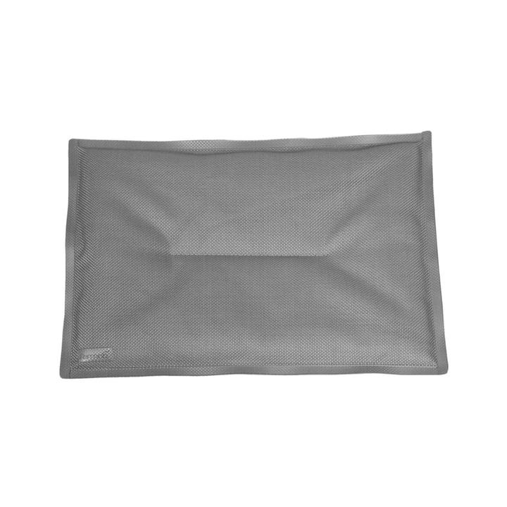 Sitzkissen für Bistro Klappstühle von Fermob in Grau