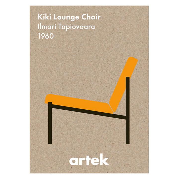 Artek - Icon Poster - Kiki
