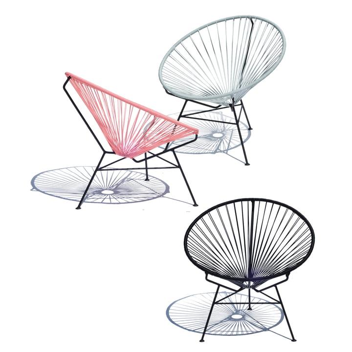 OK Design - The Condesa Chair - Gruppe, Farben