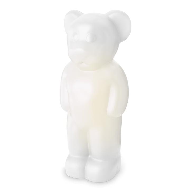 Authentics - Lumibär, weiss - leuchtend