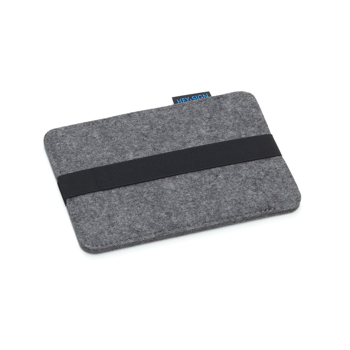 Hey Sign - Pad Bag iPad mini Case, anthrazit