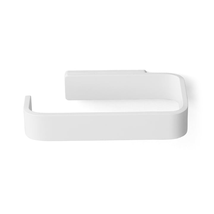 Toilettenpapierhalter von Menu in weiss