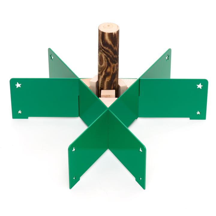 Keilbach - Halleluja Christbaumständer, grün