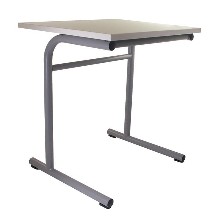 Flötotto - School Table, T-Gestell