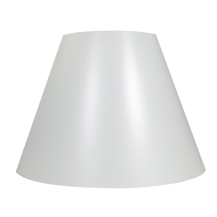 Lampenschirm D13/1/4 zur Costanza Leuchte von Luceplan in Weiss