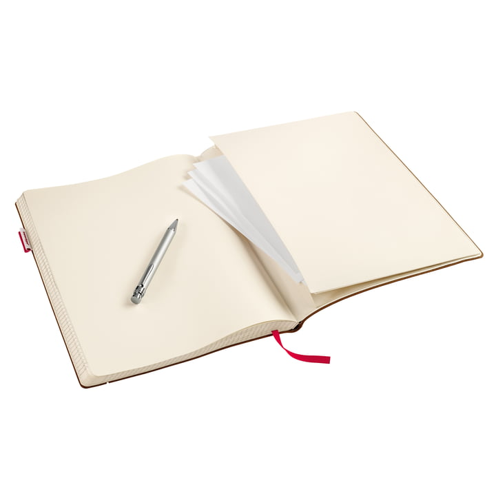 Holtz - sense Book Red Rubber - Steckfach
