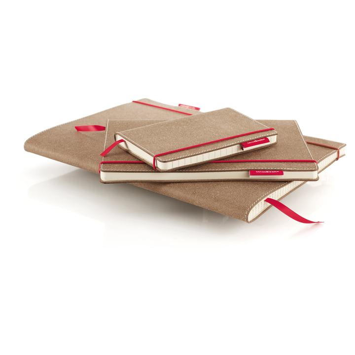 Holtz - sense Book Red Rubber - Grössen