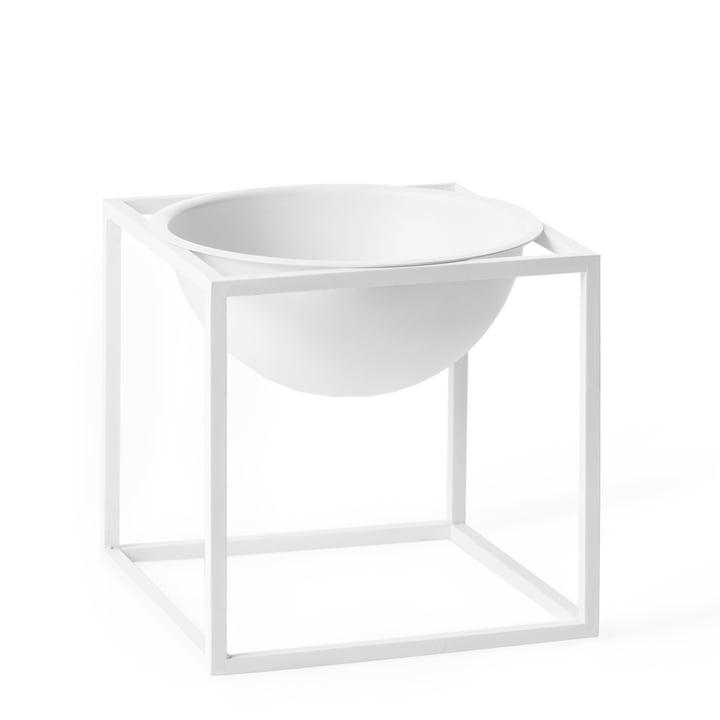 by Lassen - Kubus Bowl, klein, weiss