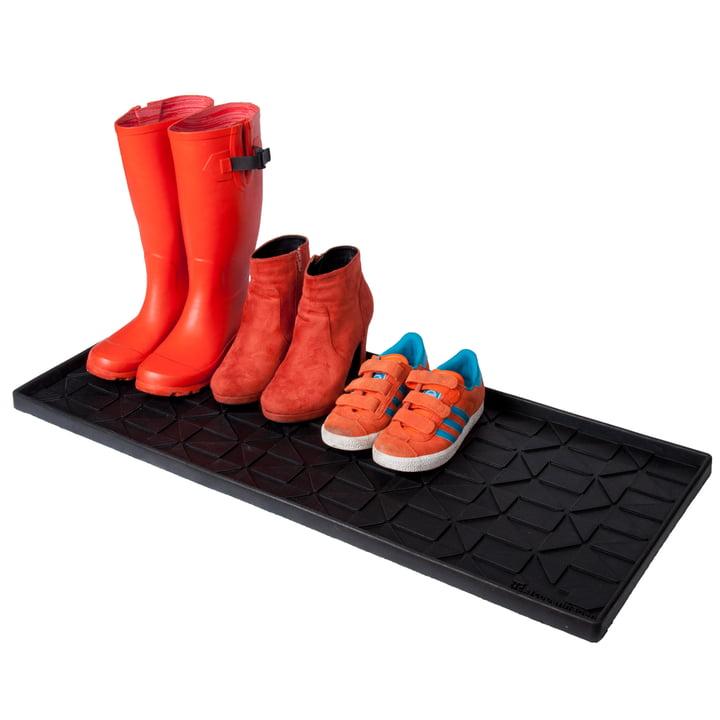 Der Tica Copenhagen - Shoe and Boot Tray in L, graphic