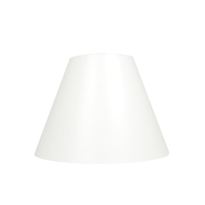 Luceplan - Lampenschirm D13pi/1/4 zur Costanzina Leuchte, weiß