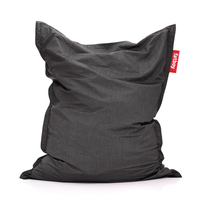 Fatboy - Original Outdoor Sitzsack, charcoal