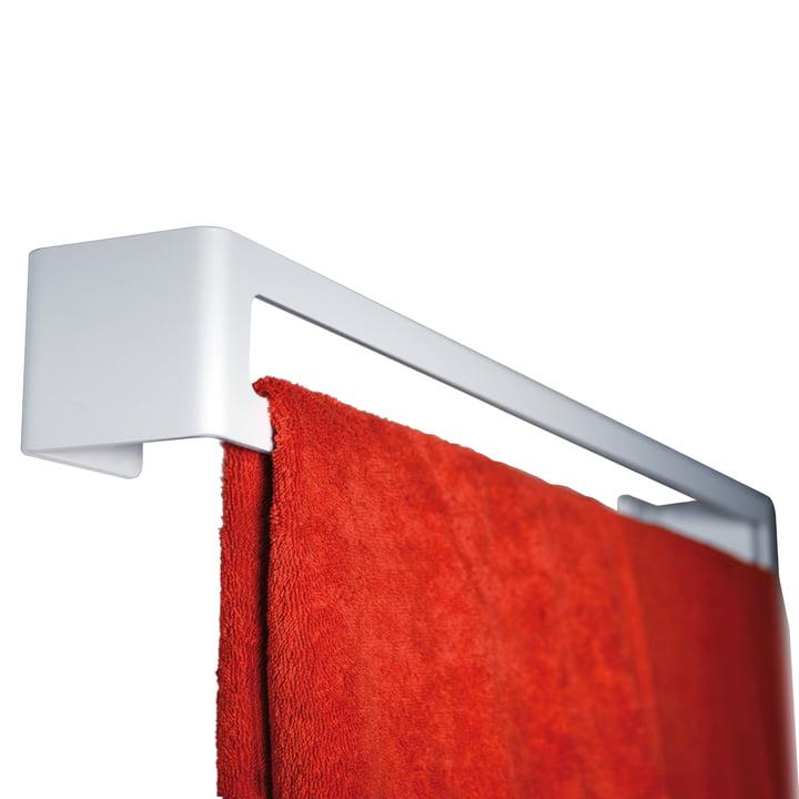 Puro Handtuchhalter (Wand) von Radius Design in Weiss