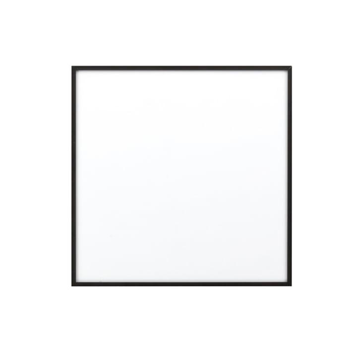 Illustrate Bilderrahmen 29,7 x 29,7 cm von by Lassen in schwarz