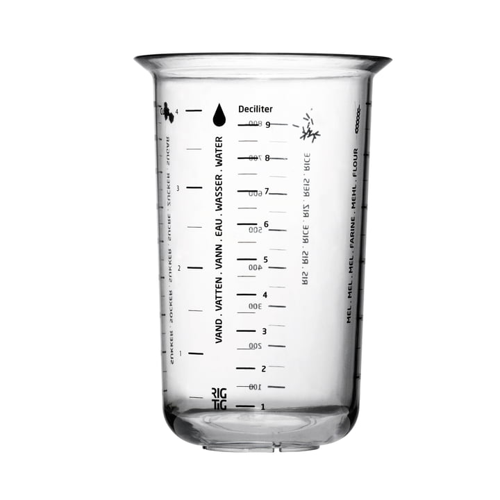 Rig-Tig by Stelton - Messbecher, 1L