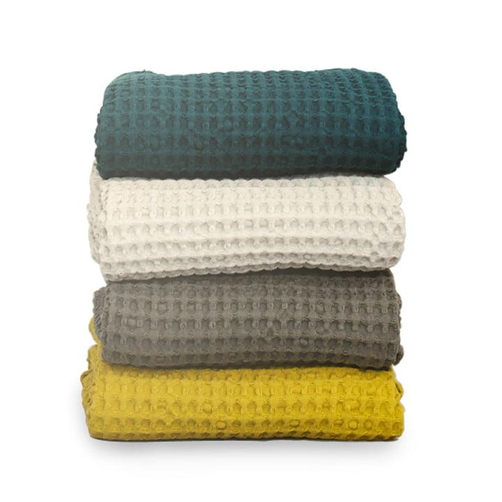Organic Badetücher von Ferm Living in verschiedene Farben