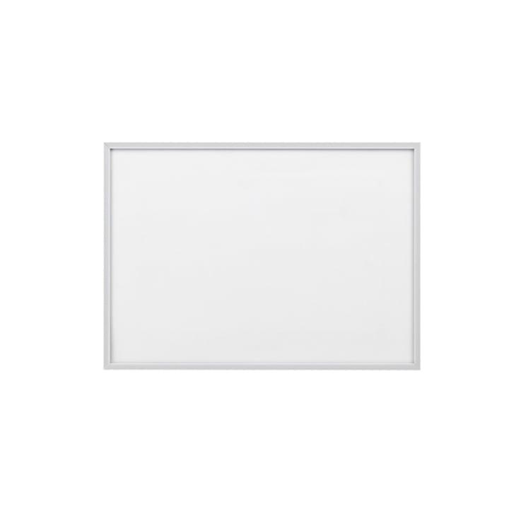 Illustrate Bilderrahmen 21 x 29,7 cm von by Lassen in Weiss