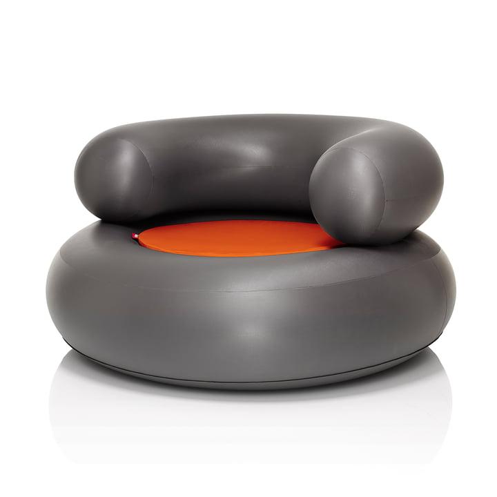Fatboy - Ch-air, anthrazit - Kissen orange