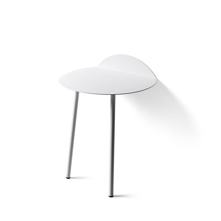 Yeh Wand-Tisch niedrig von Menu in Weiss