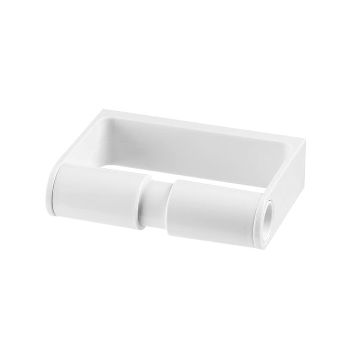 Authentics - Lunar Toilettenpapierhalter, weiss