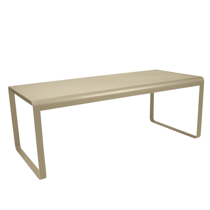Fermob - Bellevie Tisch, muskat
