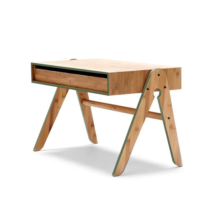 We do wood - Geo's Table, grün