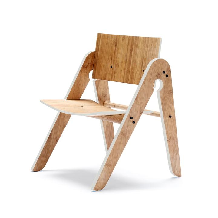 We do wood - Lilly's Chair, hellgrau