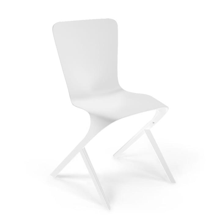 Knoll - Washington Skin Chair, Nylon weiss