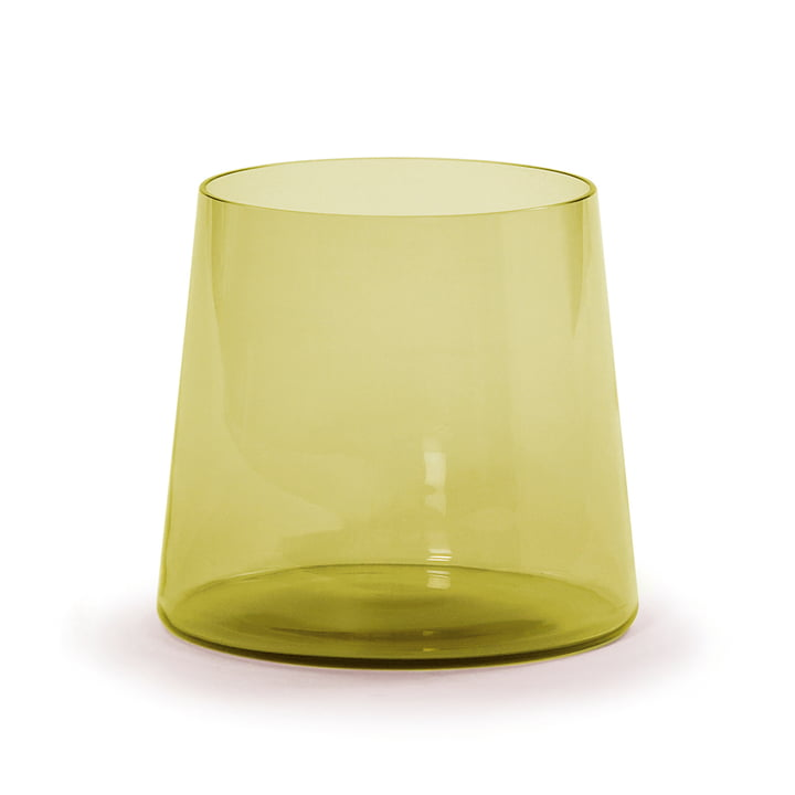 Vase, Citrin-gelb von ClassiCon