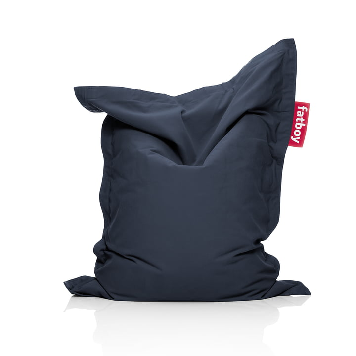 Fatboy - Junior Sitzsack Stonewashed, dunkelblau