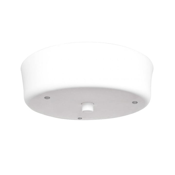 Ceiling Cup 3 von NUD Collection in Weiß