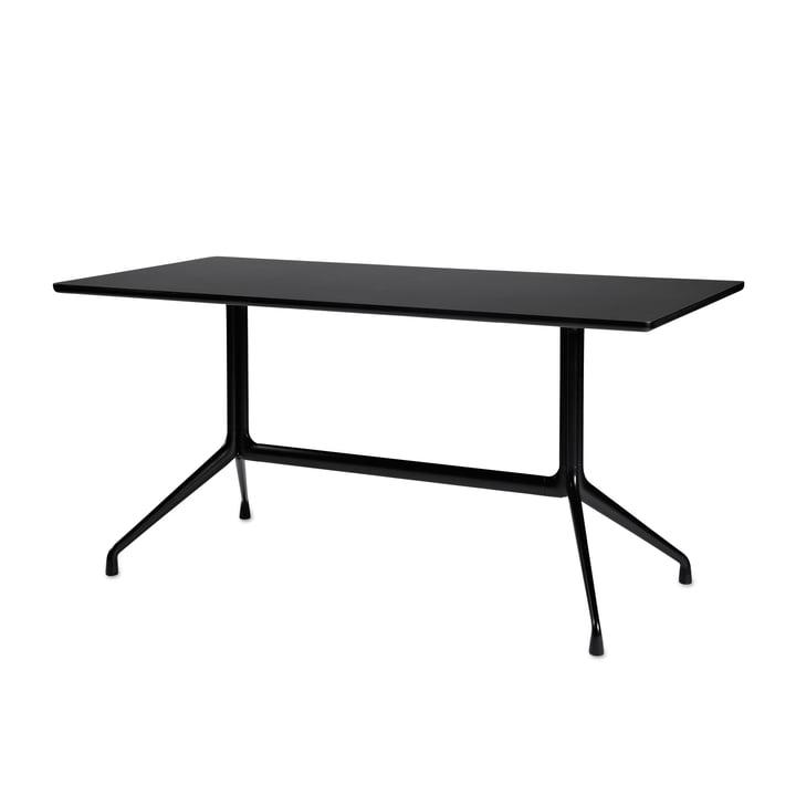 Hay - About A Table AAT 10 Esstisch, schwarz