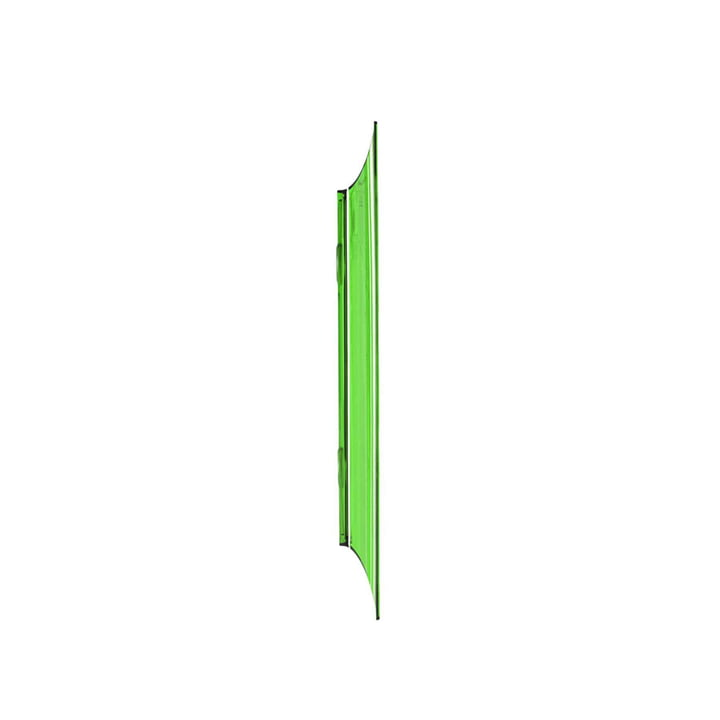 Kartell - François Ghost Spiegel, klein, grün - Seite