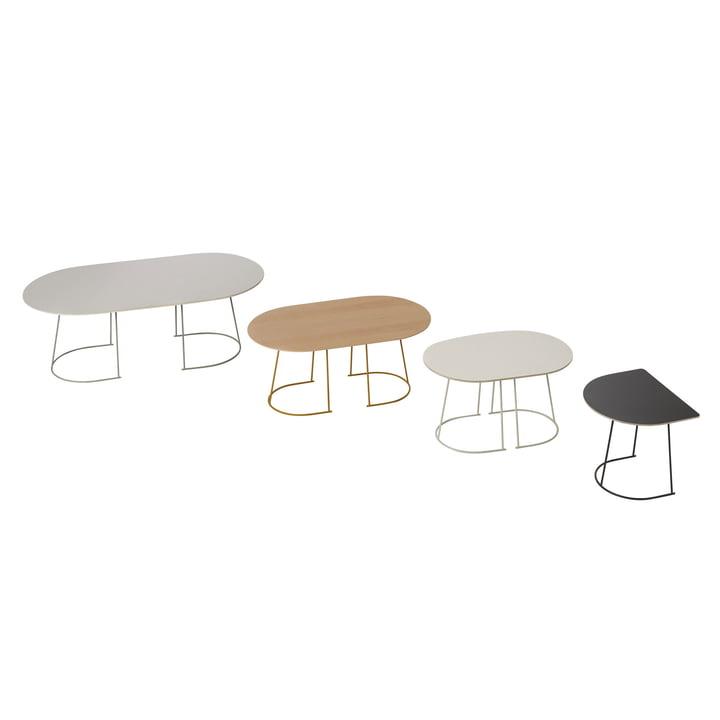 Der Airy Coffee Table von Muuto