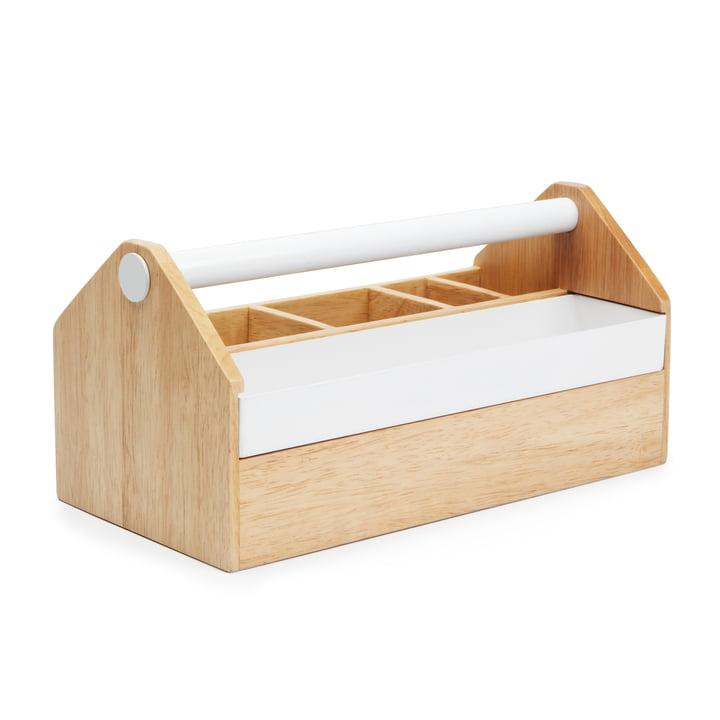 Umbra - Toto Box, natur / weiss