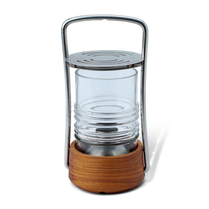 Skagerak - Bollard Öllampe, Teakholz