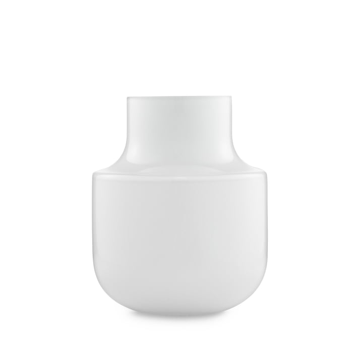 Normann Copenhagen - Still Vase 19 cm, weiss