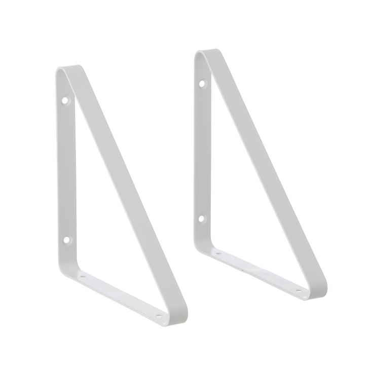 ferm Living - Shelf Hangers Regalsystem, weiss