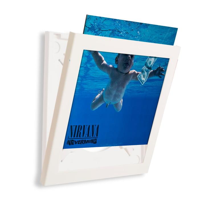 Art Vinyl - Flip Frame, weiss, offen